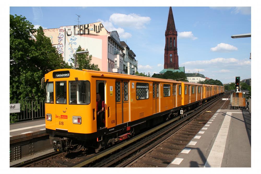 Berliner Hochbahn