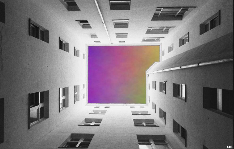 Berliner Lichtschacht
