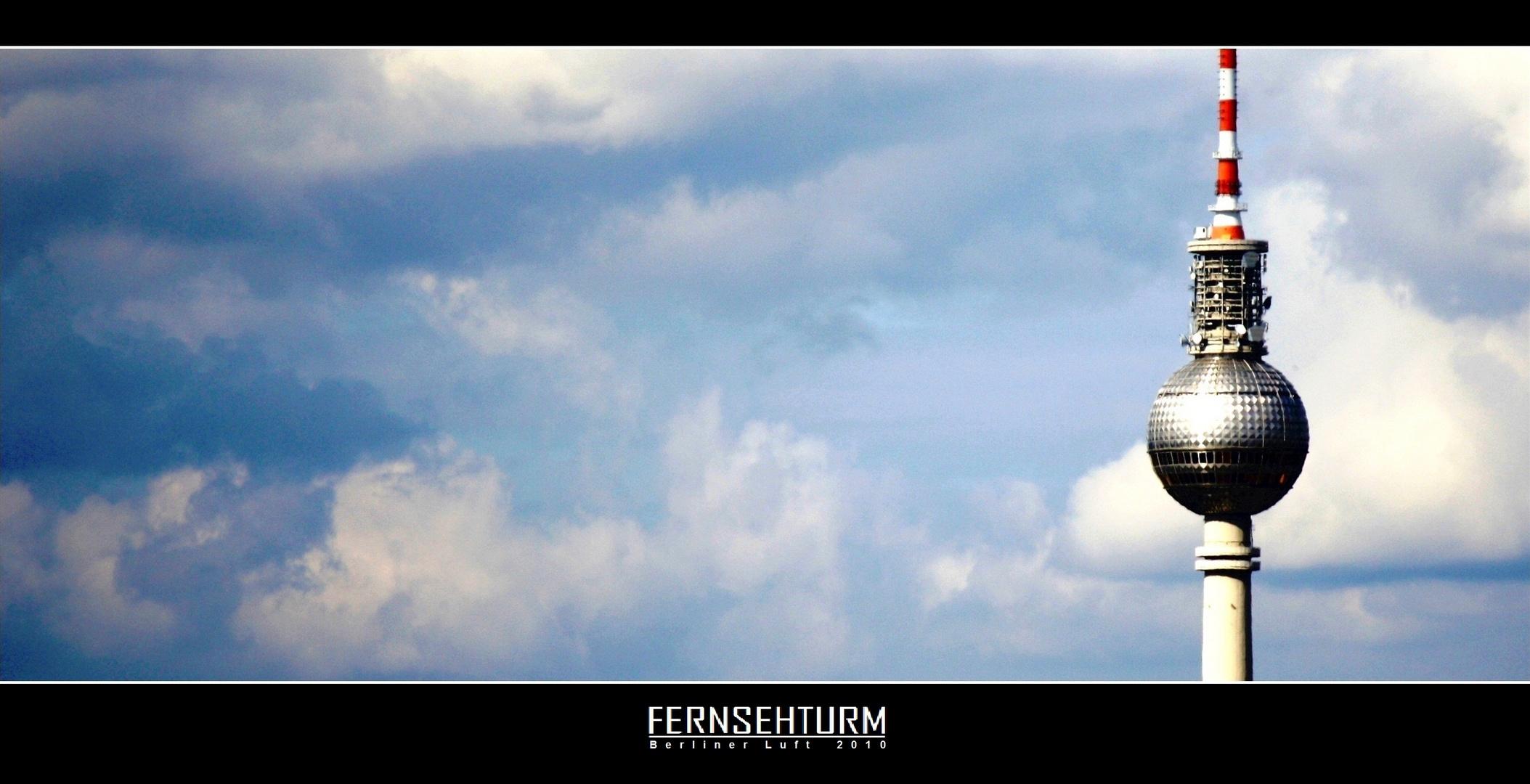 Berliner Luft ( Fernsehturm )