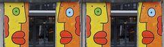 Berliner Mauer 2 (3D)