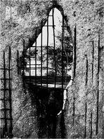 """Berliner Mauer an der """"Topographie des Terrors"""""""