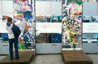 Berliner Mauer ...