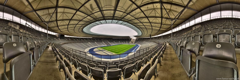 Berliner Oympiastadion 360°, Reload.
