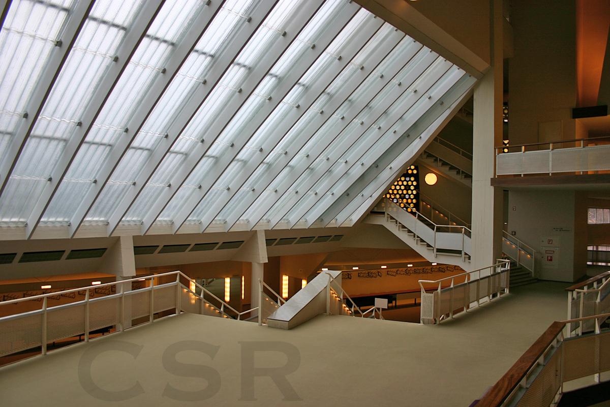 Berliner Philharmonie interior 2