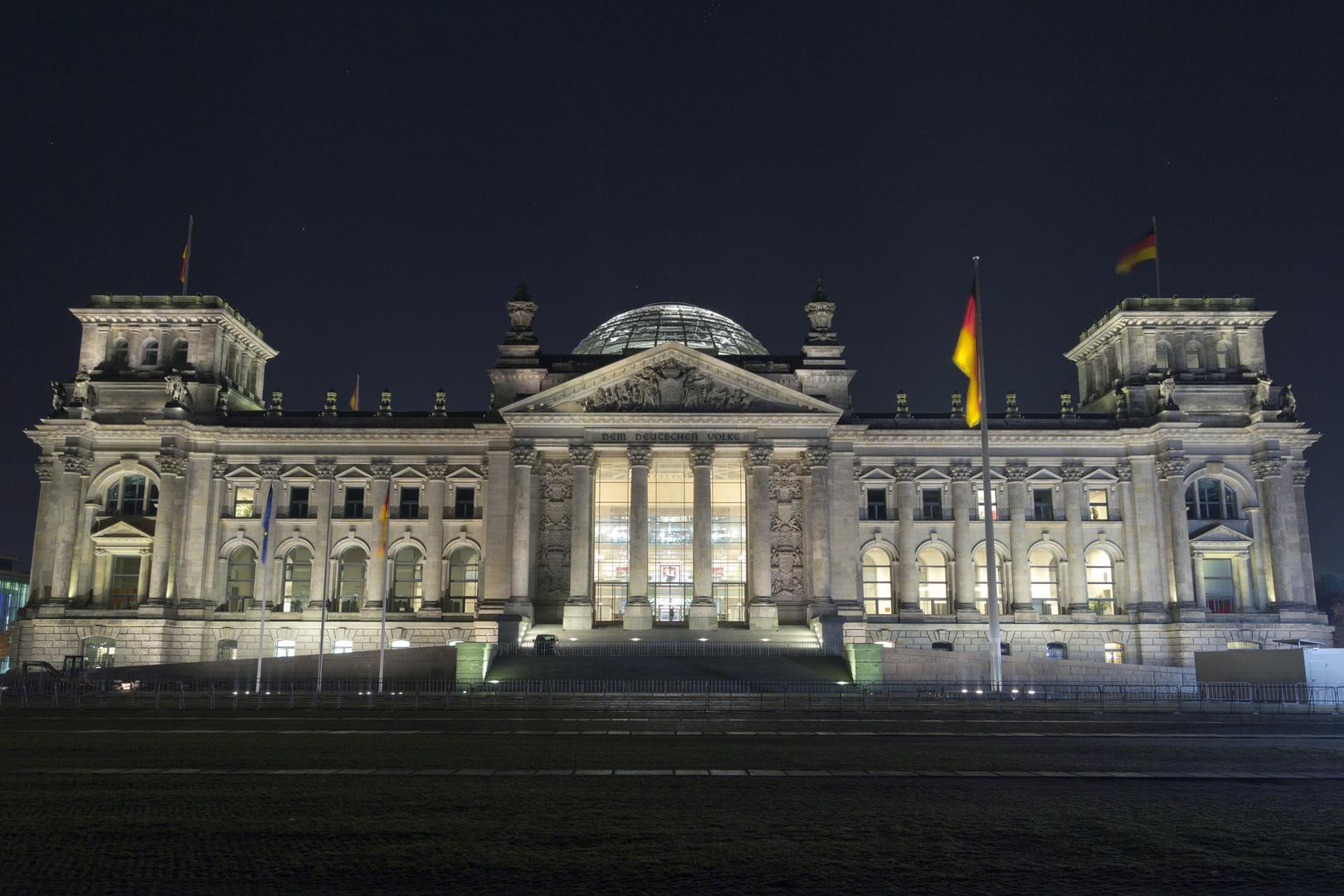 Berliner Reichstag 2011