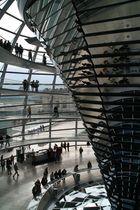 Berliner Reichstag - Spiegelung