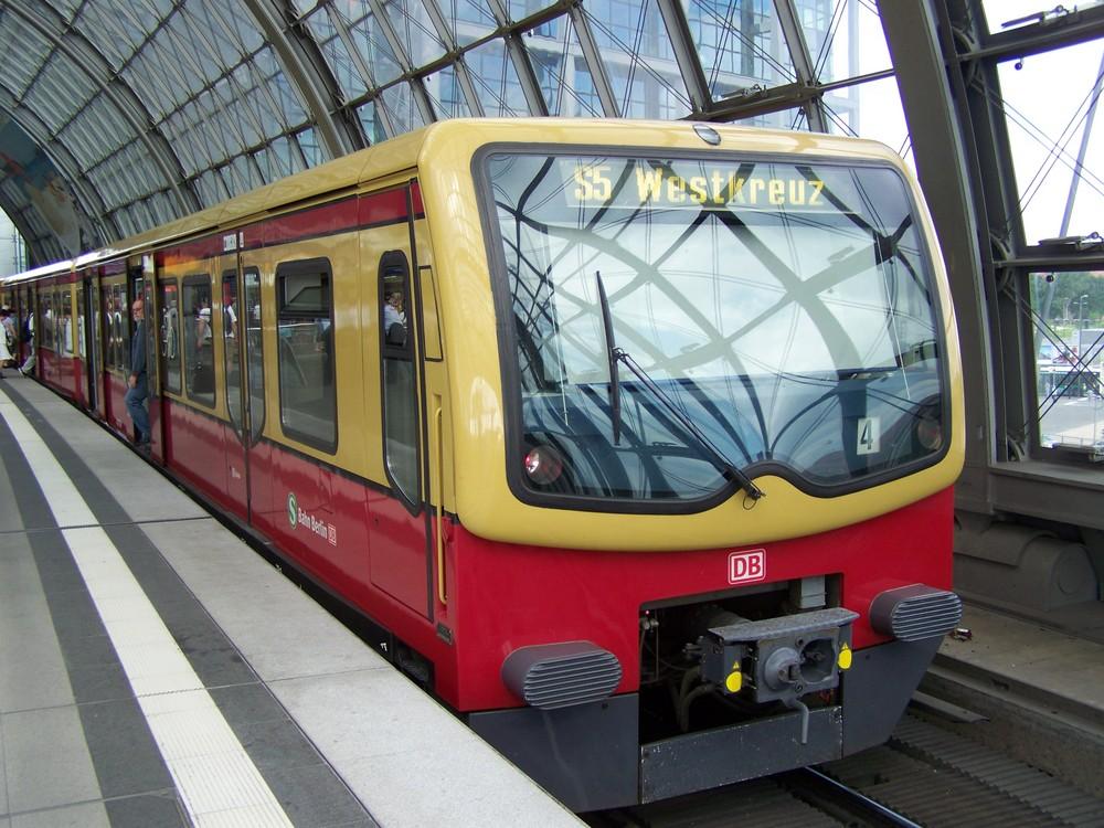 Berliner S-Bahn BR 481