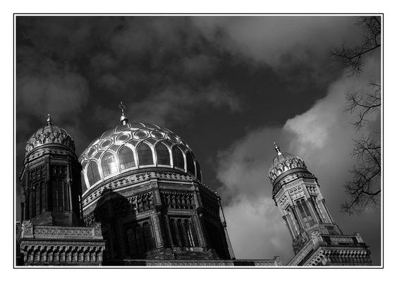 Berliner Synagoge [reload]