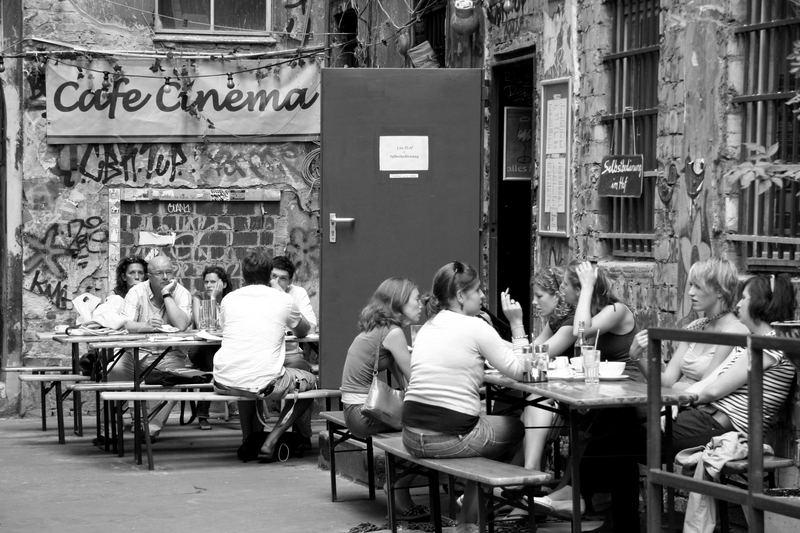 Berliner Szene Treff