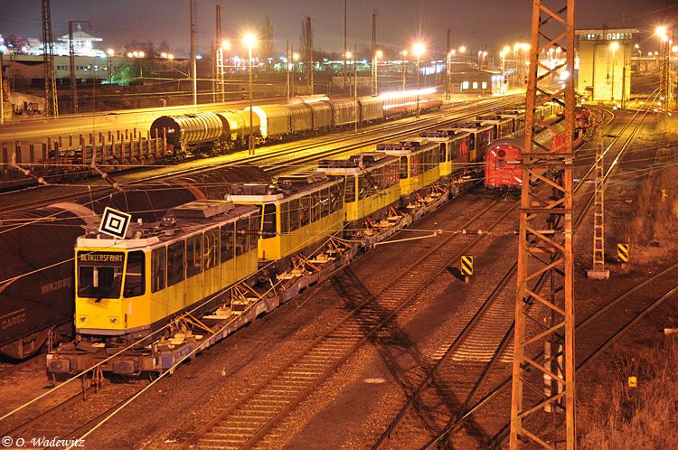Berliner T6 auf Durchreise in Leipzig