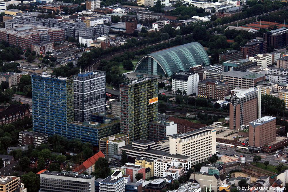 Berliner Tor in Hamburg