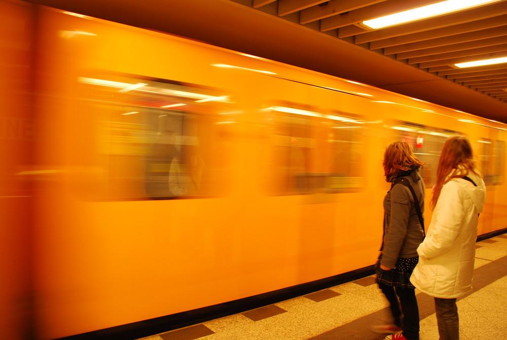 Berliner U-Bahn