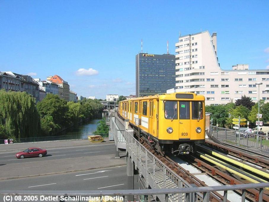 Berliner U-Bahn Baureihe A3