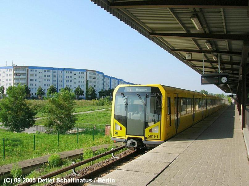 Berliner U-Bahn Baureihe H