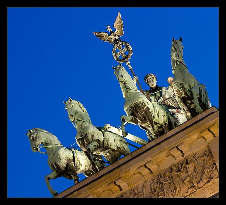Berliner Viergespann