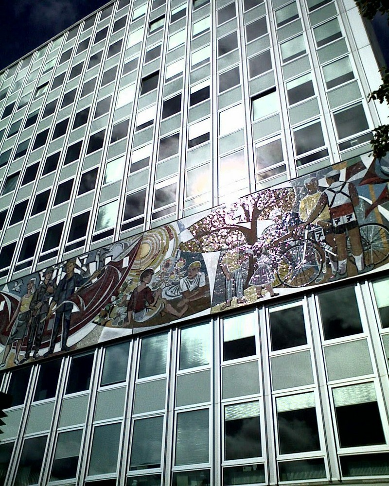 Berlin_Haus des Lehrers