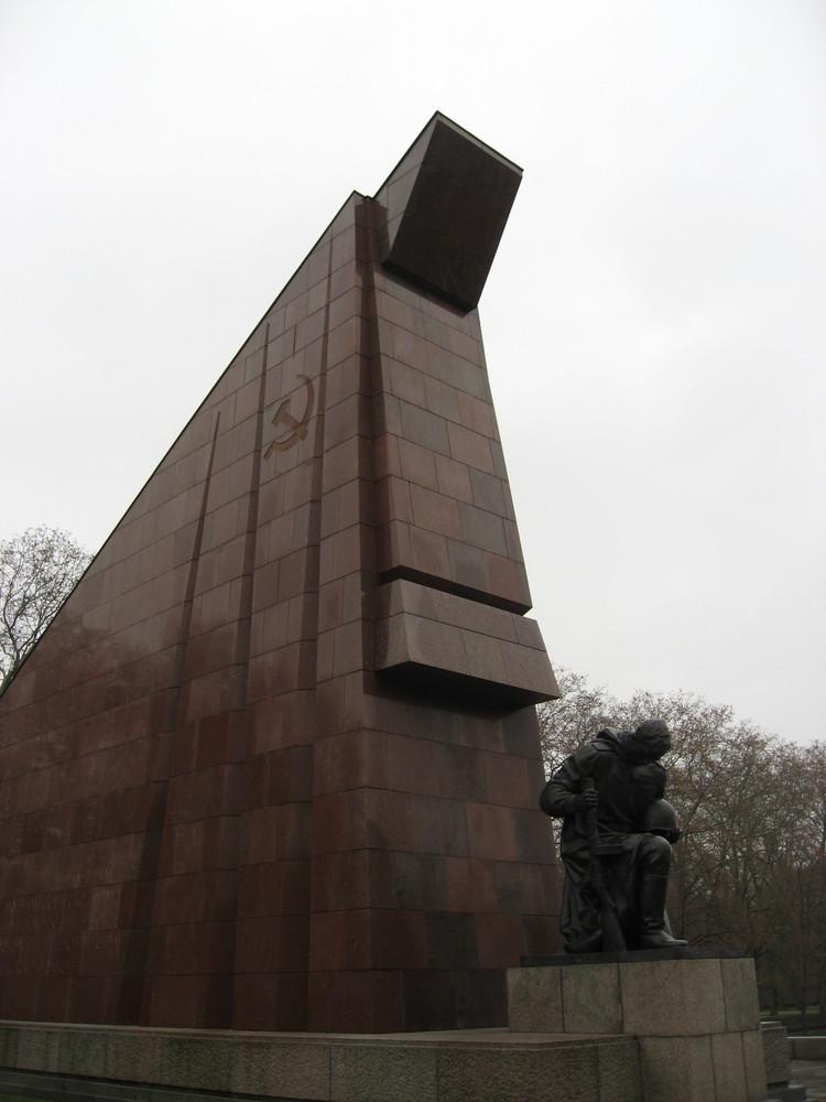 Berlino - Sowjetisches Ehrenmal