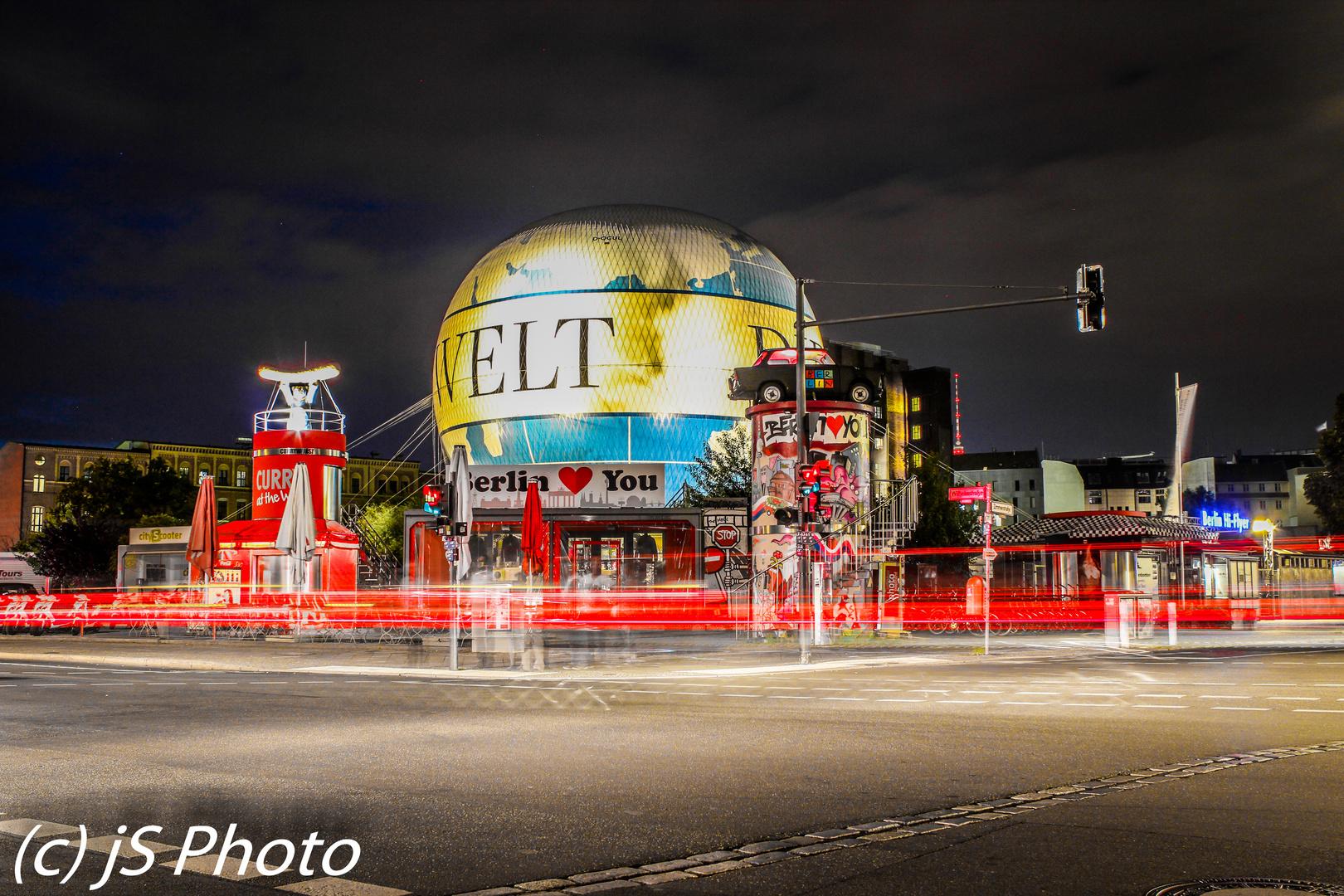 Berlins leuchtende Mitte
