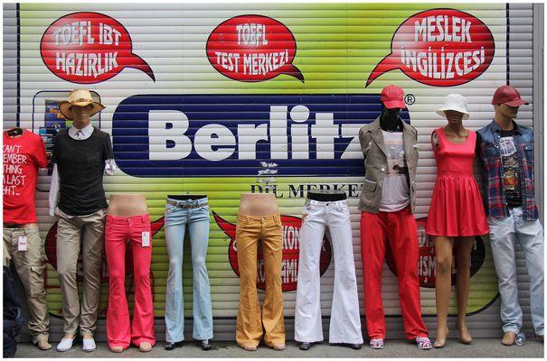 Berlitz....