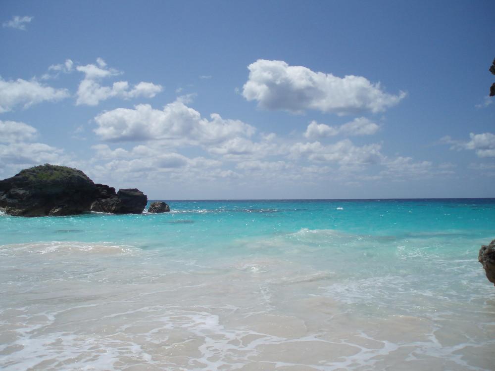 Bermuda Pinker Strand