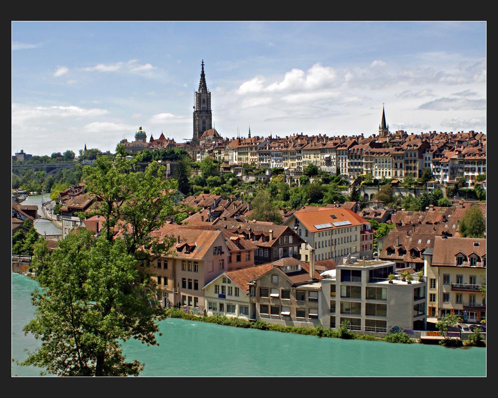 Küchenladen Bern Altstadt ~ bern, altstadt mit münsterturm foto& bild europe
