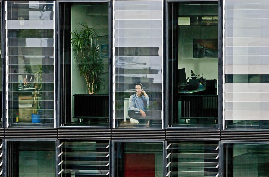 Bern, Papp-Kollege macht Überstunden