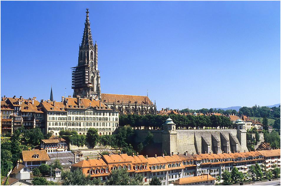 Bern und sein Münster