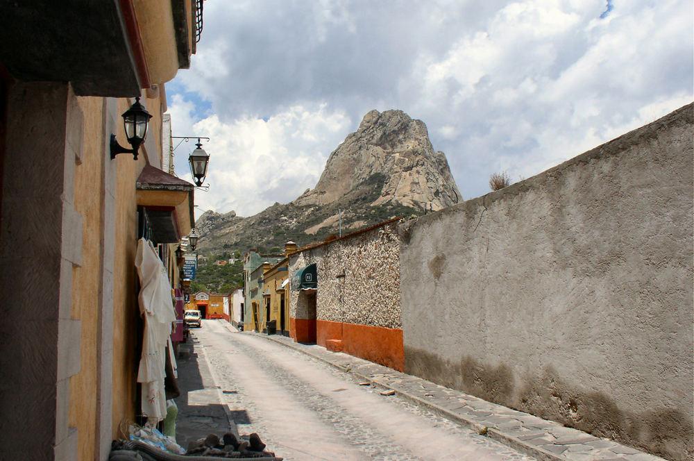 Bernal Monolith