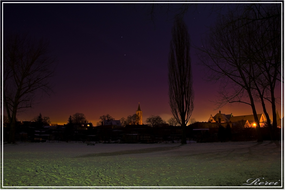 Bernburg bei Nacht (5)