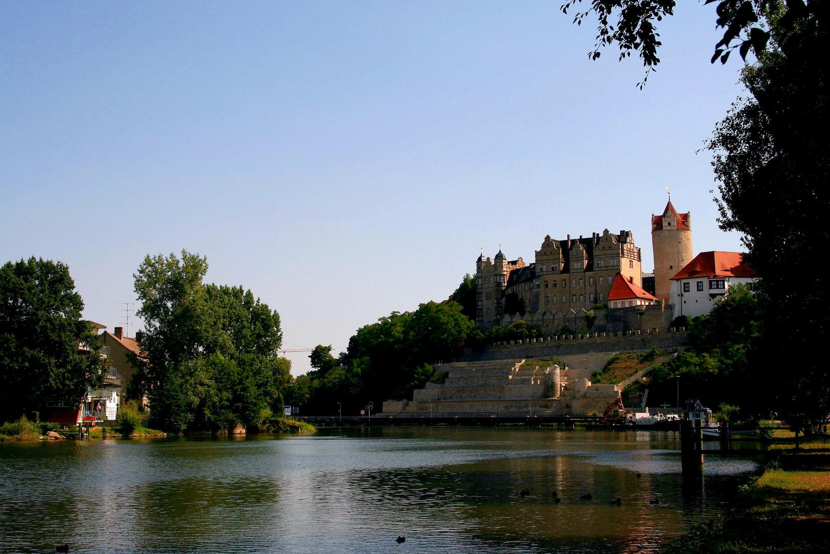 Bernburger Schloss