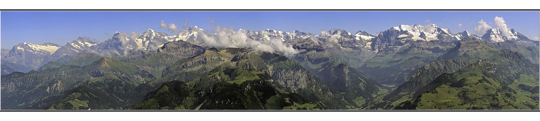 Berner Alpenkette