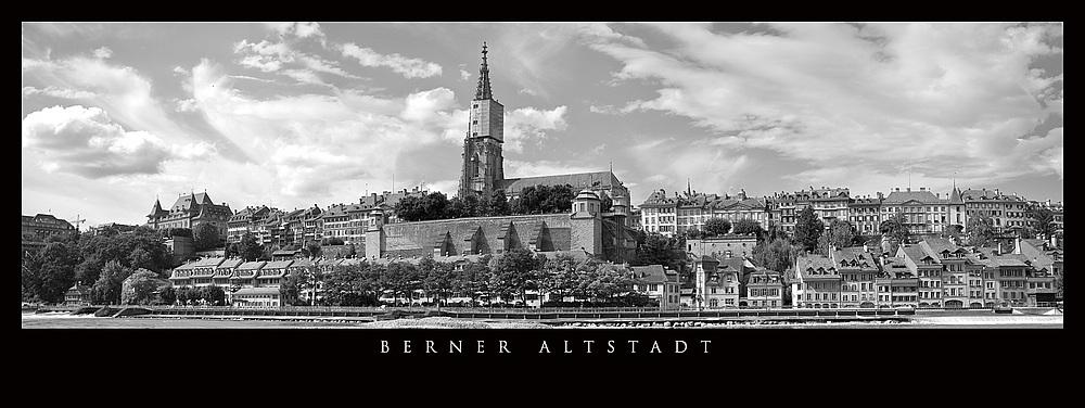 Berner Altstadt (Pano)