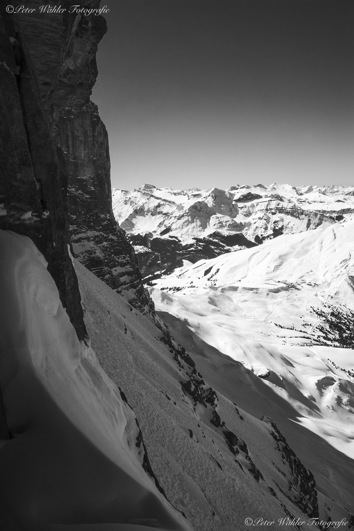 Berner Oberland / Eiger Nordwand (2014)
