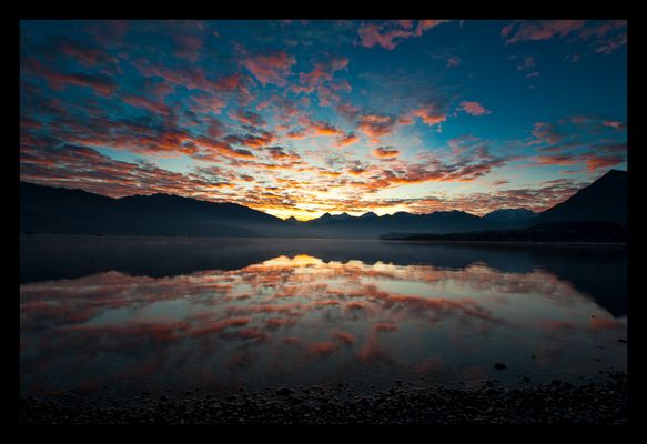 Berner-Oberland erwacht 7.30AM
