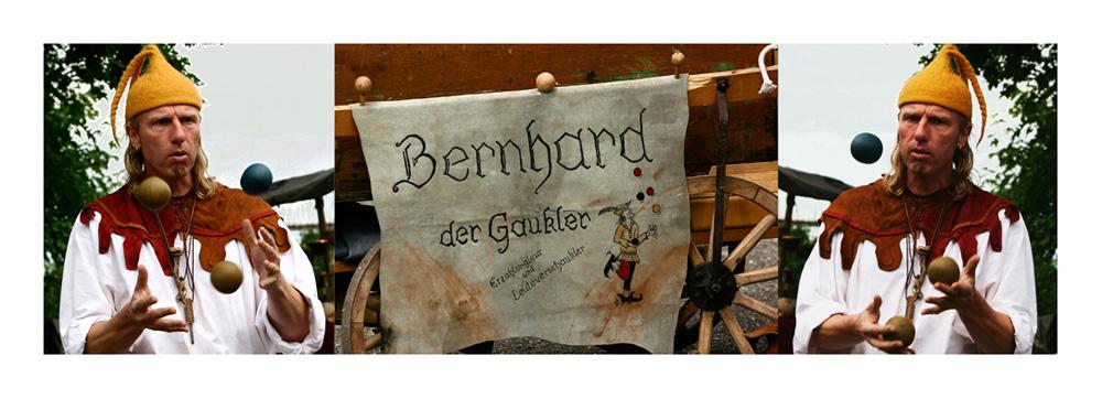 Bernhard der Gaukler