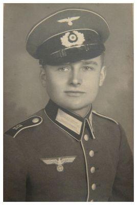 Bernhard... die Jugendliebe meiner Oma