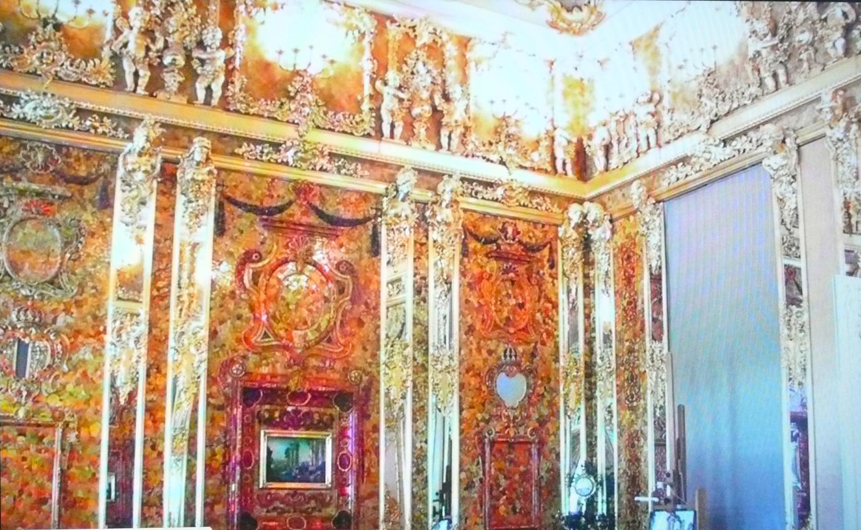 Bernsteinzimmer, St.Petersburg