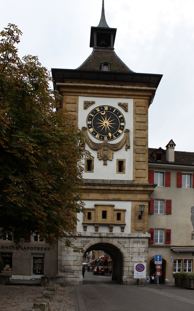 Berntor in Murten