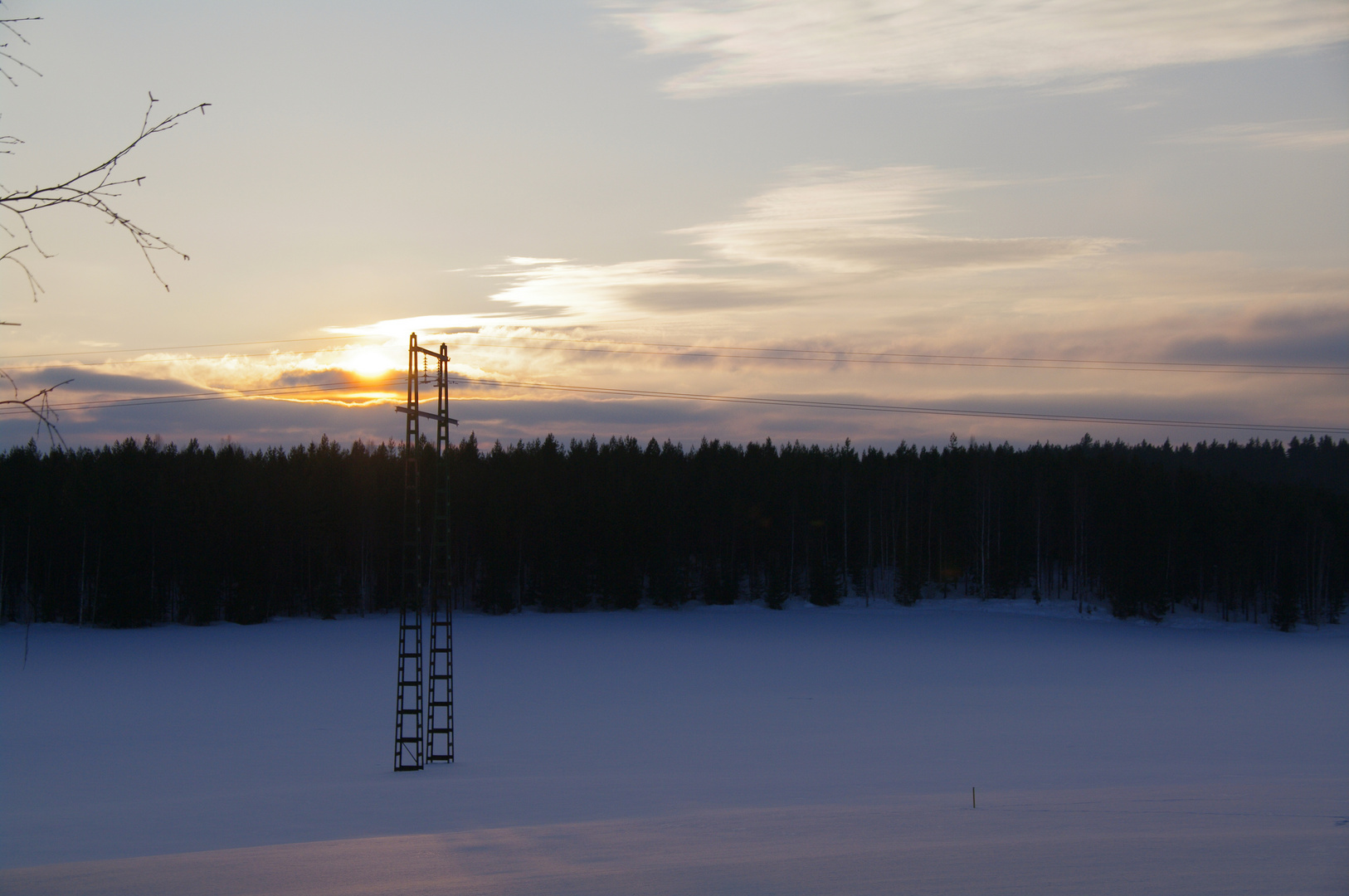Berührte Natur in Schweden