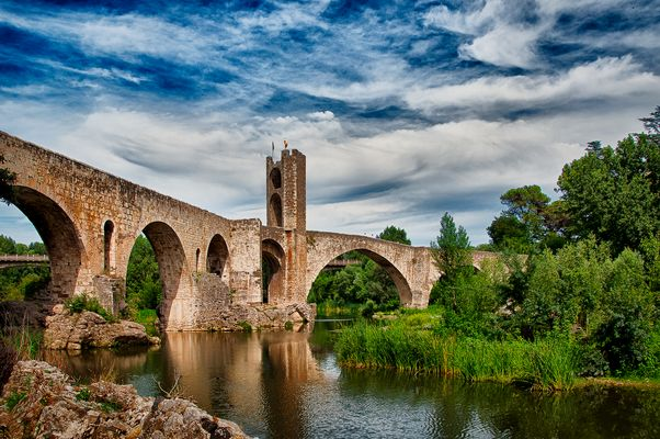 Besalù, Espagne
