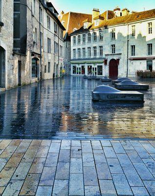 Besançon au reveil