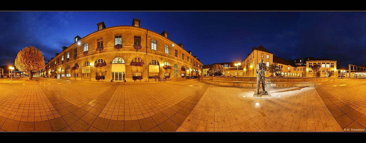 Besançon - La Marie