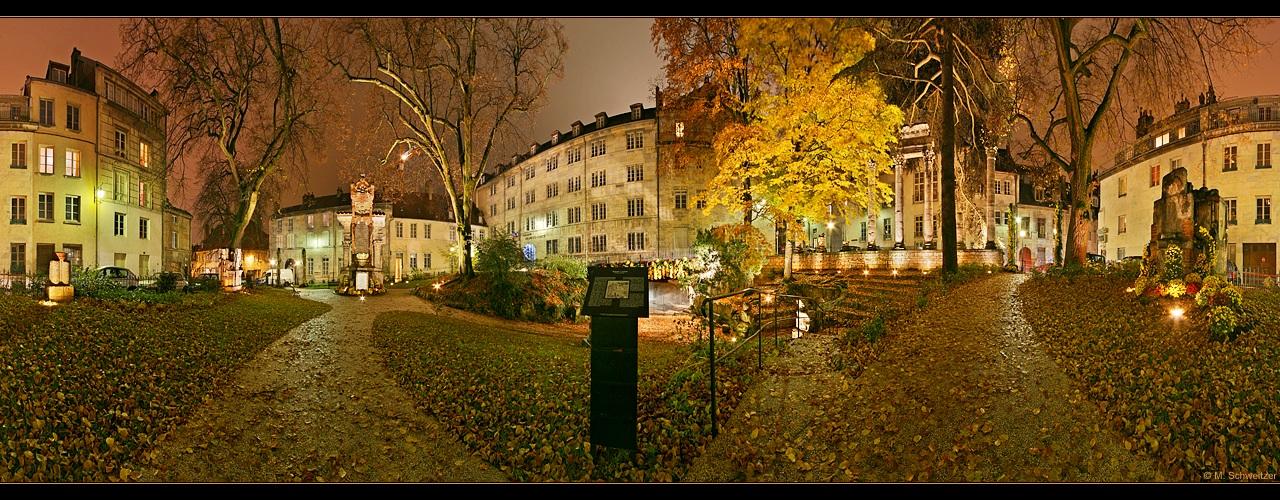 Besançon - Square Castan