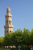 Besichtigung der Sultan-Qaboos-Moschee in Muscat (Sultanat Oman) (12)