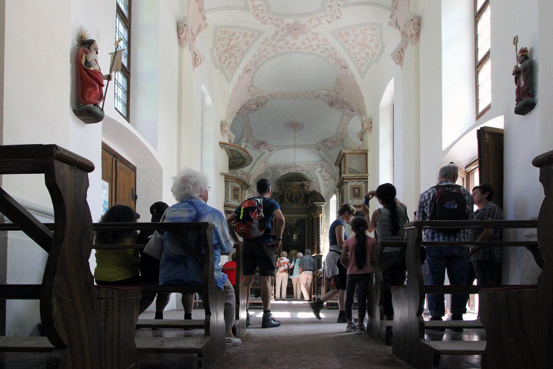 """""""Besichtigungsstrom der St.Barholomä..."""""""