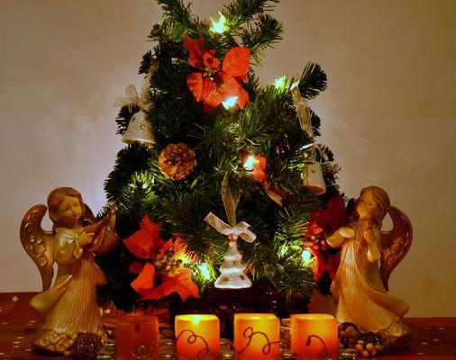 Besinnlichkeit zum 3.Advent