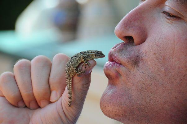 Beso a la naturaleza ......(Para el proyecto BESO)