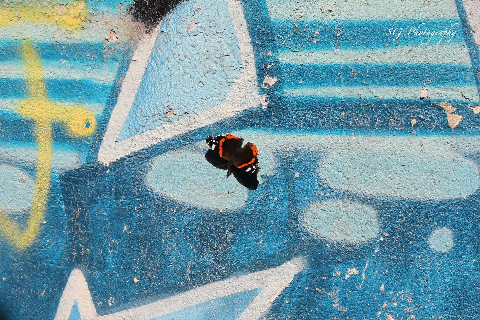 Besonderes Graffiti