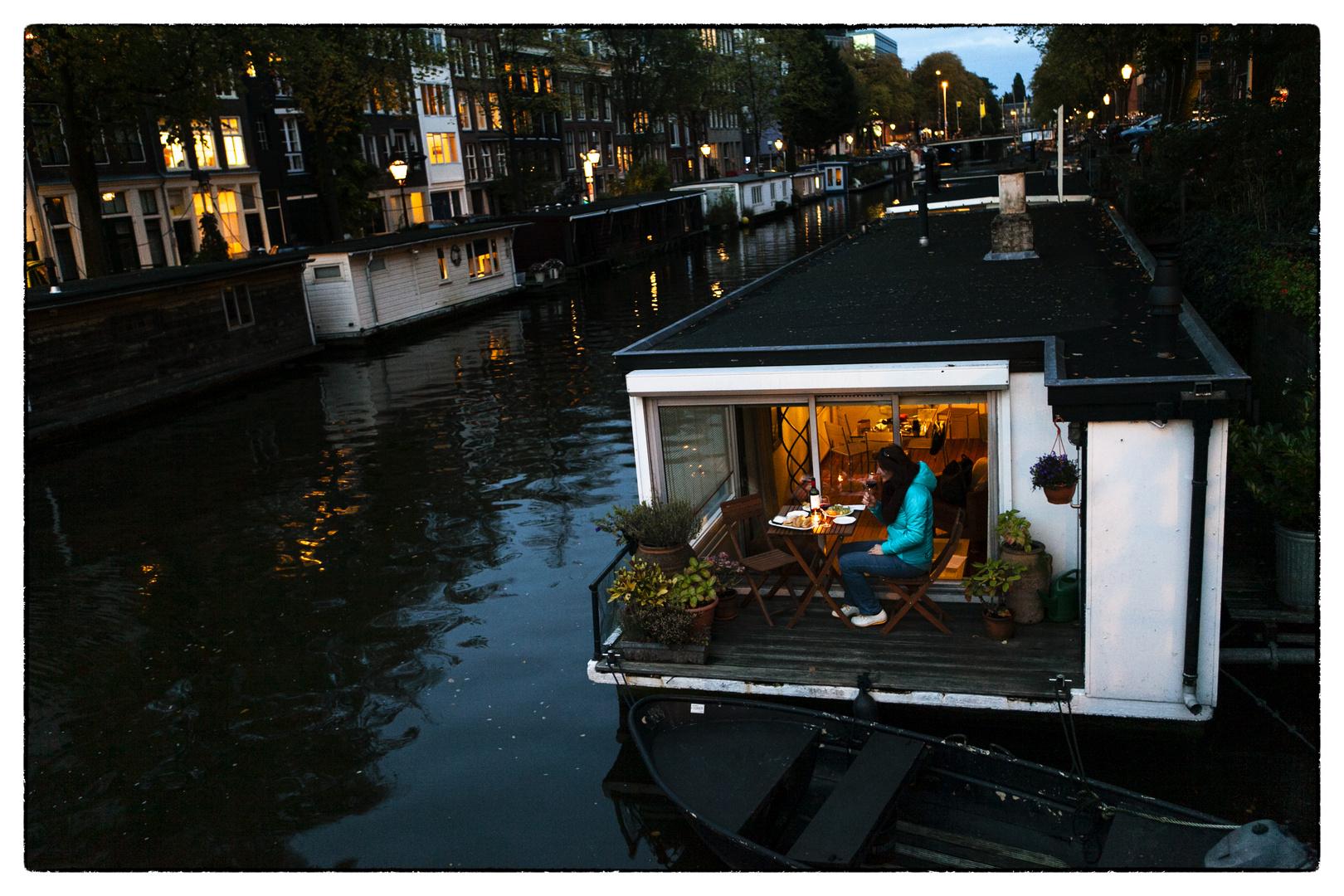 Besser Hausboot mieten als Hotel