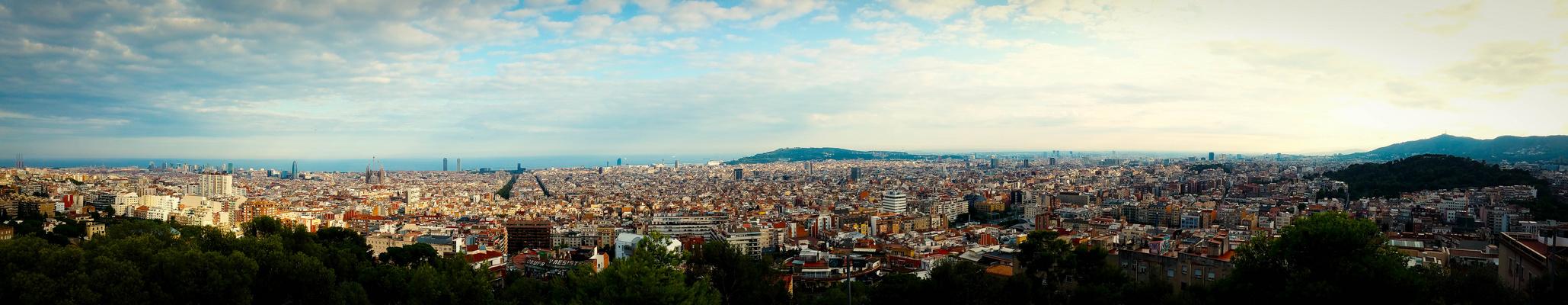 Best Panorama Barcelona